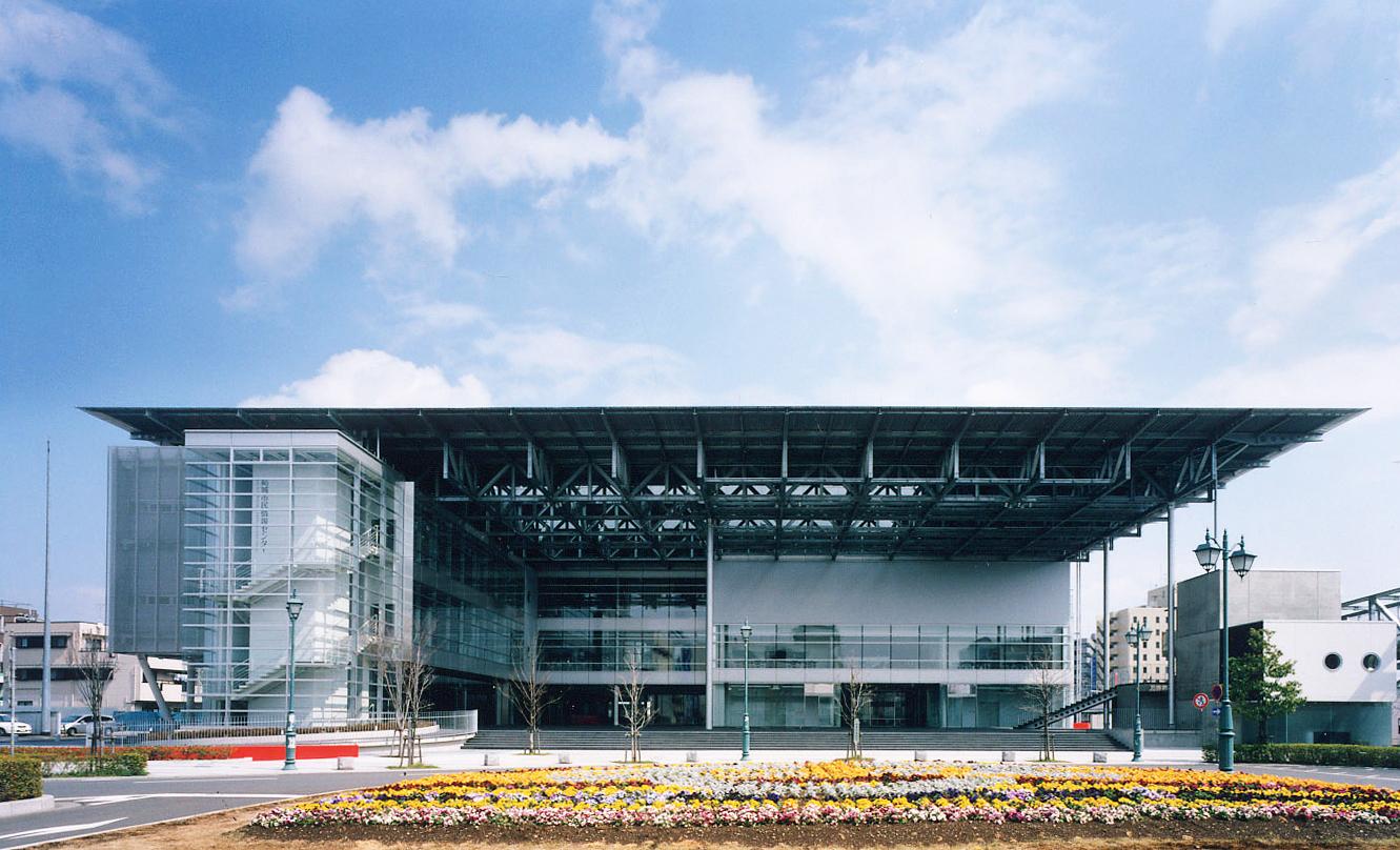結城 市民 文化 センター